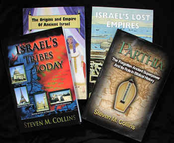 Steven M. Collins four book series