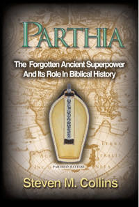 Parthia book cover